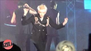 [GRIN.B] 130721 Beautiful Show - 니가쉬는날 JS (Dance ver.)