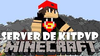 Server De KitPvP e 1V1 1.7.2 ao 1.8.7 Pirata/Original