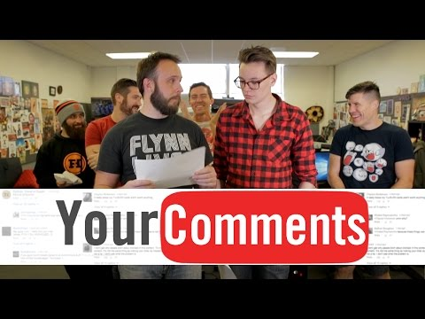WE HATE MILLENNIALS? - Funhaus Comments #66