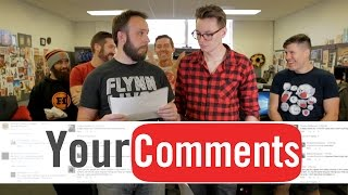 WE HATE MILLENNIALS? - Funhaus Comments #66