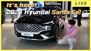 [World Premiere] 2021 Hyundai Santa Fe is HERE! Is it better than all new Kia Sorento?