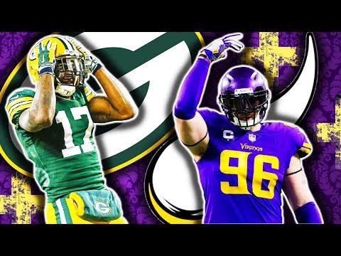 Condensed Game: MN Vikings @ GB Packers  🁢 Week 16 🁢 No Music Just Highlights