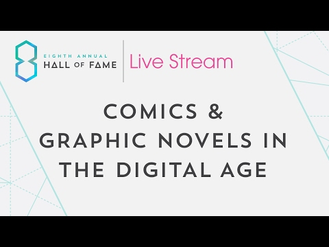 Comics & Graphic Novels in the Digital Age
