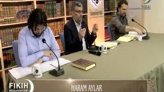 01-04-2017 Haram Aylar – Süleymaniye Vakfı Fıkıh Müzakereleri – Hilal TV 2017 Video