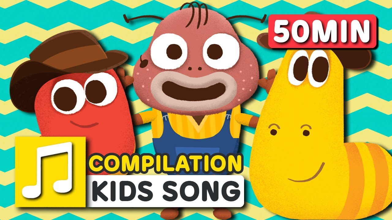 Larva KIDS] Christmas Time - English - and other songs from Larva ...