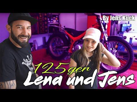 125ger Trial? // Lena und Jens in der Werkstatt // Jens Kuck