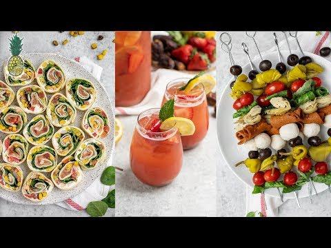 No-Cook Vegan Summer Picnic Recipes | Easy AF