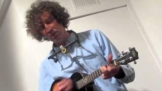 Ira Lightman, performing at wurm im apfel, Project Slogan, 14th Sept 2012