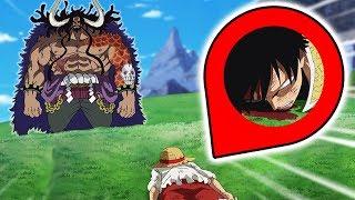 ENDLICH! Ruffy halb TOTGEPRÜGELT von Kaido💀 WTF! One Piece Spoiler 923