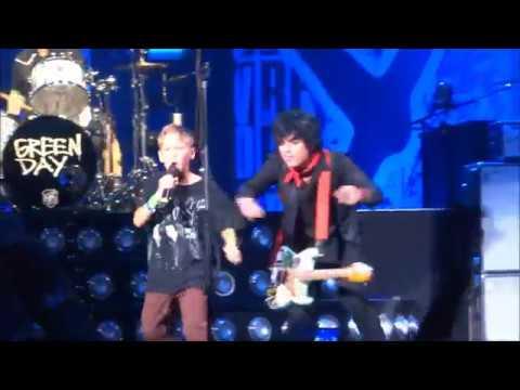 Green Day - Longview - Darien Lake PAC - Corfu, NY - August 26, 2017