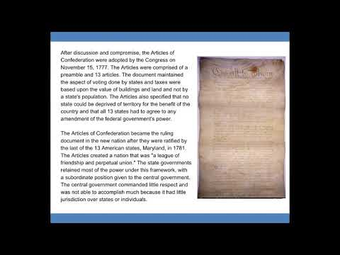 The Ogburn School   American Government Lesson 02
