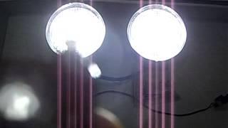 Стробоскопы LED 1205-27W с пультом дистанционного управления ,белые .(Стробоскопы LED 1205-27W с пультом дистанционного управления ,белые . При подключении двух проводов питания..., 2014-02-12T17:35:48.000Z)