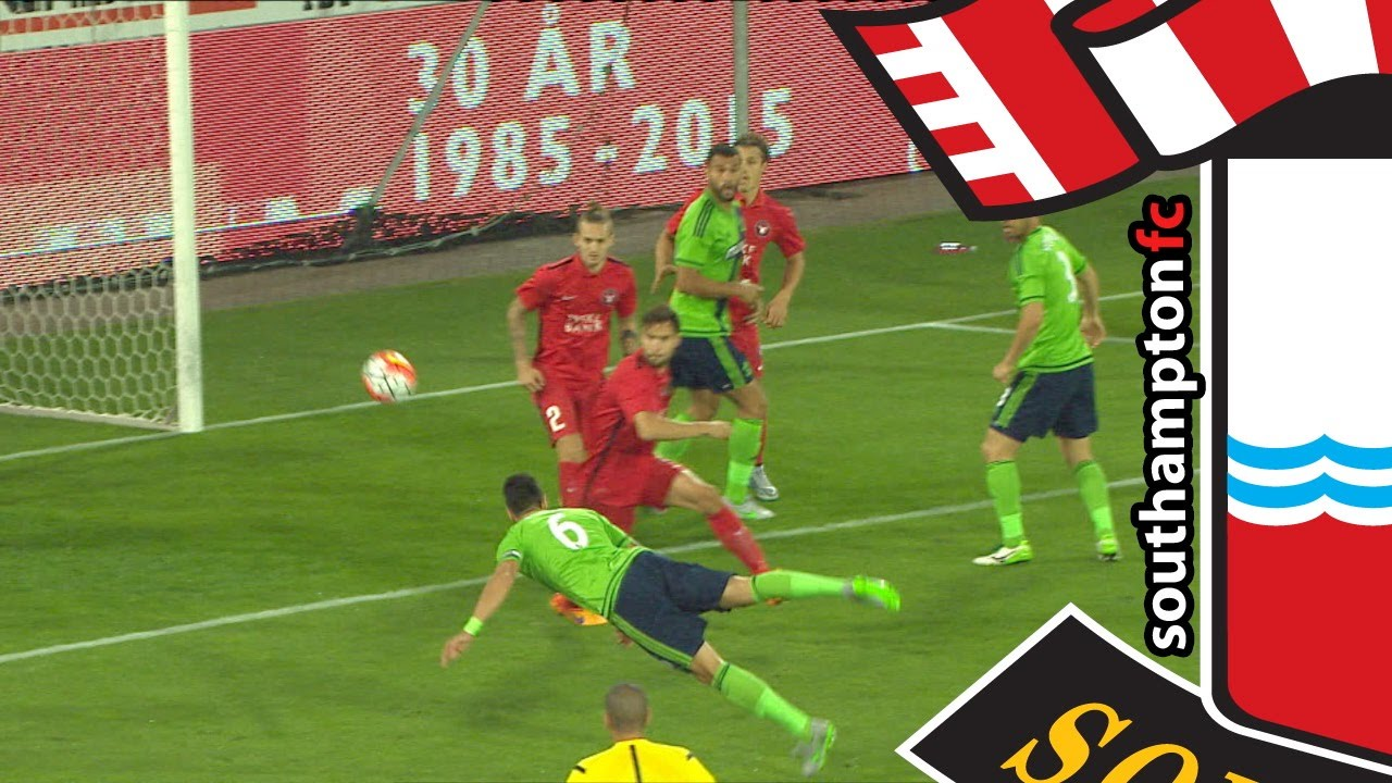HIGHLIGHTS: FC Midtjylland 1-0 Southampton (UEFA Europa League play-off second leg)