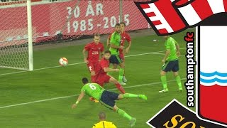 HIGHLIGHTS: FC Midtjylland 1-0 Southampton (UEFA Europa League play-off second leg)