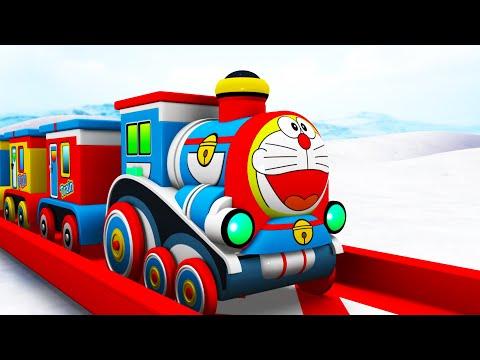 Rocco Booster - Toy Factory Cartoon - Choo Choo Cartoon Train For Kids