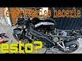 DESARME TOTALMENTE MI MOTO / DESARME LA BAJAJ PULSAR ROUSER NS200 /  PERSONALIZANDO MI MOTO / NORMAN