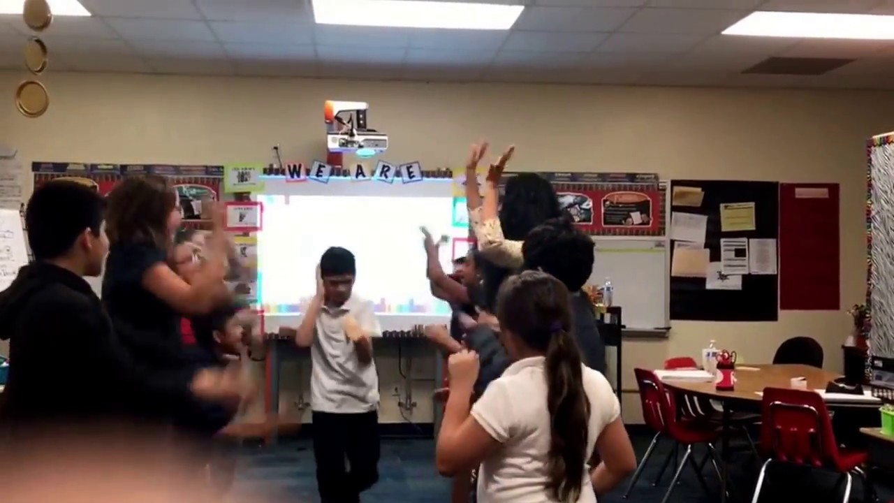Morning Greeting Responsive Classroom Youtube