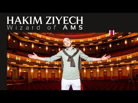 HAKIM ZIYECH - Wizard of AMS