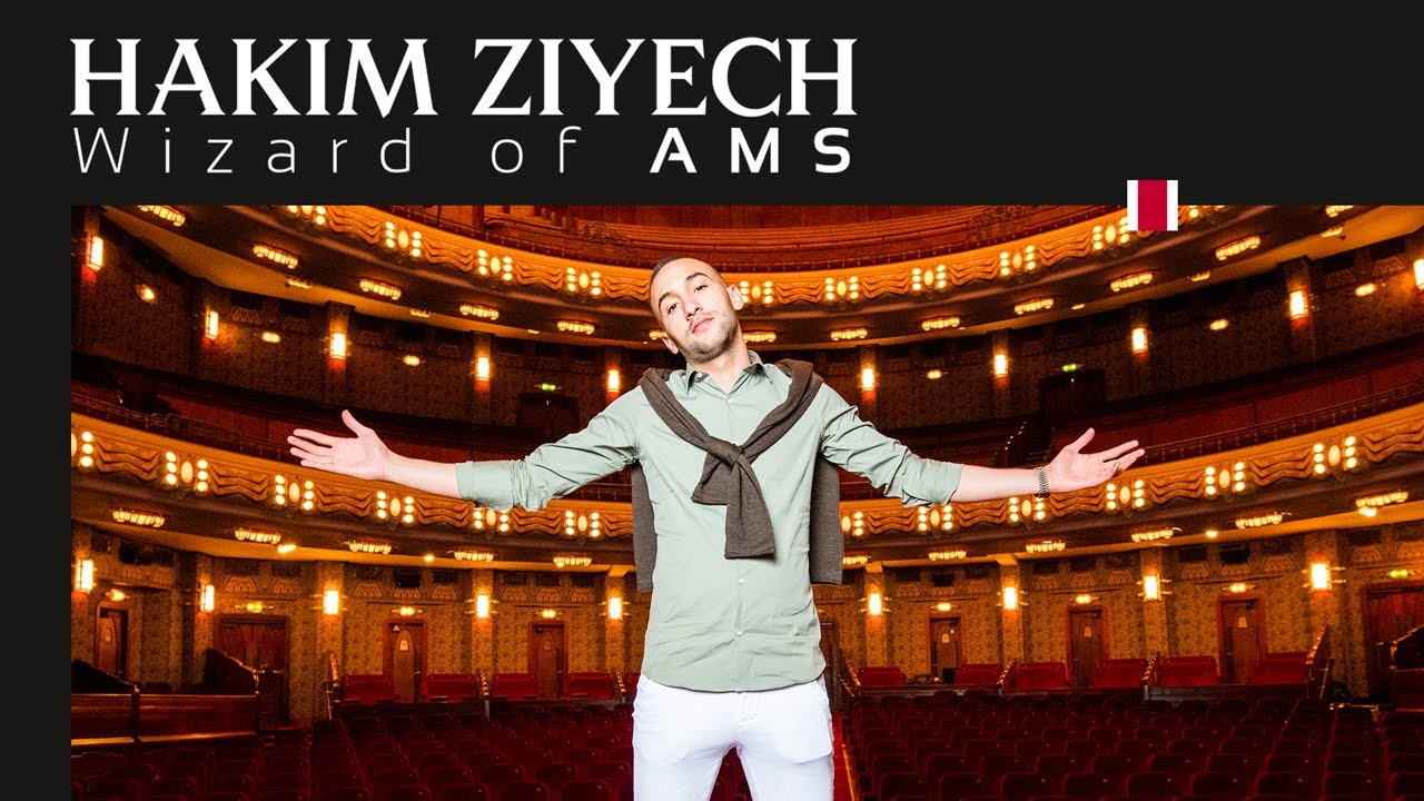 afscheid Hakim Ziyech