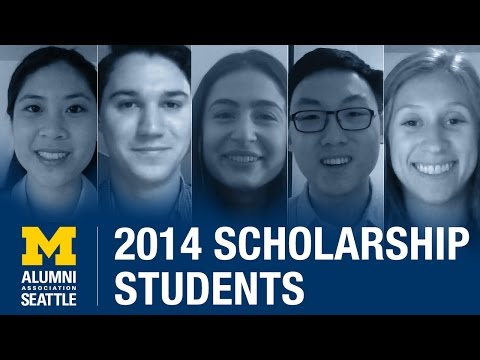 Meet Our 2014 Roby M. Burley Scholarship Recipients