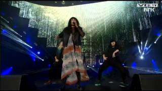 Loreen - We Got The Power LIVE @VG Lista 2013