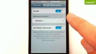 iPhone Tutorial: Internetverbindung