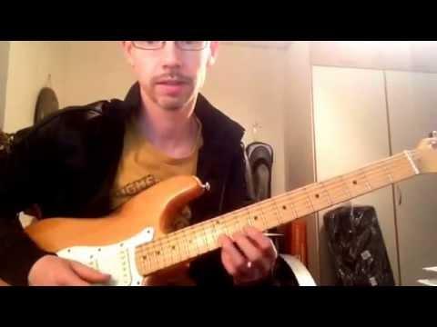 I love rock n Roll - Joan Jett - power akkord baseret rock guitar
