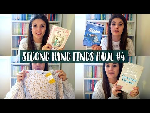 Second Hand Finds Haul #4 | Phoebe & Me