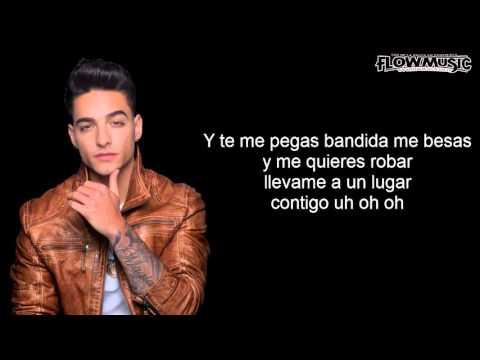 Maluma - Bandida ft. Danny Romero (Letra)