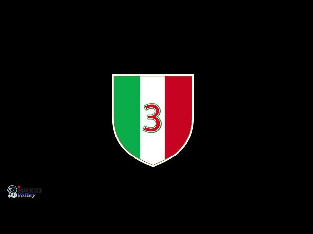 Il nostro terzo scudetto... Imoco Campione d'Italia 2019
