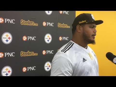 Meet Pittsburgh Steelers DE Tyson Alualu