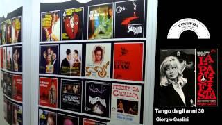 Giorgio Gaslini - Tango degli anni 30