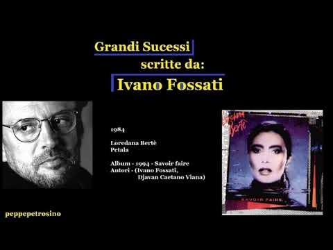 Ivano Fossati - 1984 - Loredana Bertè - Petala