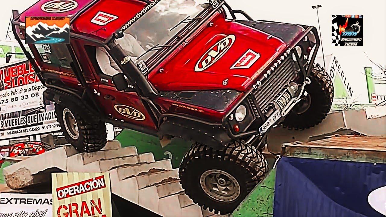 land rover defender 4x4 trial parkour extreme hd youtube. Black Bedroom Furniture Sets. Home Design Ideas