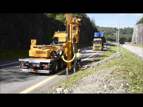 Trygg Vei traffic securing
