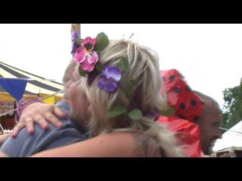 A Glastonbury festival LOVE AFFAIR bears fruit