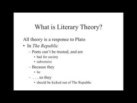 Literary Theory Demystified by Lawrence J Clark PhD