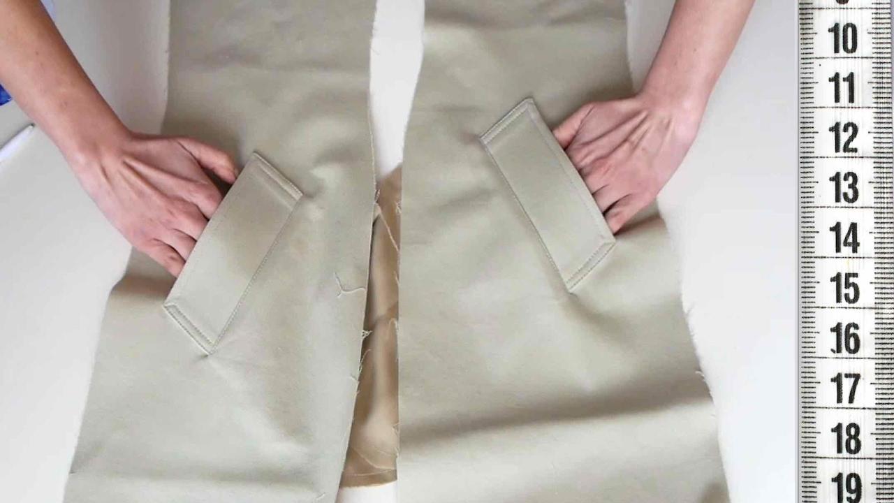 Как сшить карман с листочкой фото фото 191