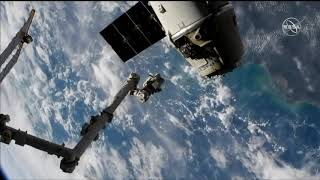 SpaceX Dragon Undocks From Space Station