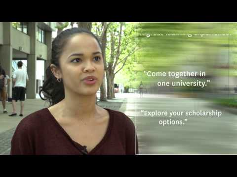Macquarie Bachelor of Business Administration student -- scholarship success