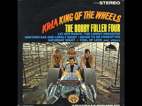 the bobby fuller four the lonely dragster