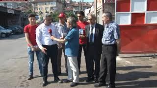 Vatan Partisi adayları seçim çalışmalarına devam ediyor