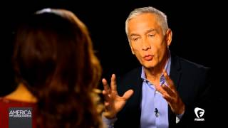 Jorge Ramos interviews Salma Hayek (August 2015)