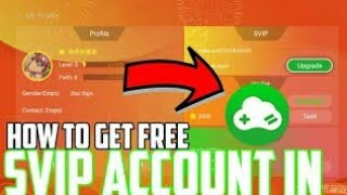 Video How to get free svip and vip account on gloud games download MP3, 3GP, MP4, WEBM, AVI, FLV Agustus 2018