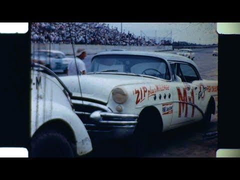 1950s Darlington NASCAR Race