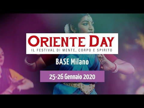 Oriente Day A Milano - Gennaio 2020 - Contattaci Ora!