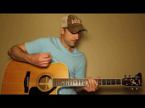 Hillbilly Bone - Blake Shelton & Trace Adkins - Guitar Lesson | Tutorial
