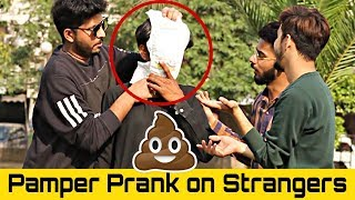 Diaper Prank on Strangers | Prank In Pakistan