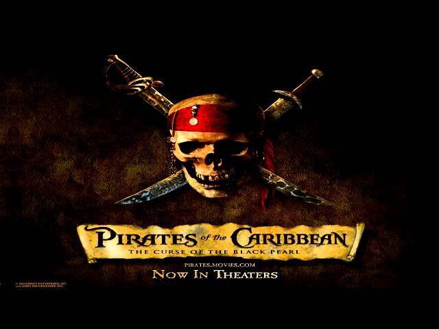 Pirates of the Caribbean OST - Extended Soundtrack