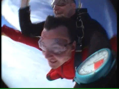 Shane's Skydive